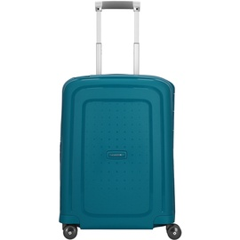 Samsonite S'Cure 4-Rollen Cabin 55 cm / 34 l petrol blue stripes