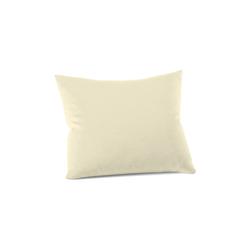 Schlafgut Kissenbezug Mako Jersey in ecru, 40 x 40 cm