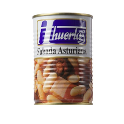 Huertas - Bohneneintopf / Fabada Asturiana - 415g