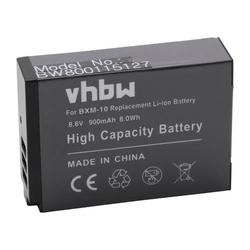 vhbw Li-Ion Akku 900mAh (8.8V) für Kamera Digicam DSLR wie XiaoYi BXM-10