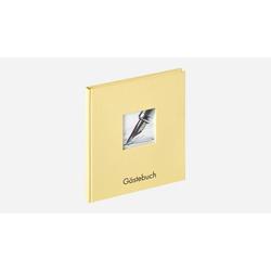 Walther Album GB-205-H Fun Gästebuch 23x25 cm creme
