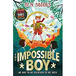The Impossible Boy. Ben Brooks  - Buch