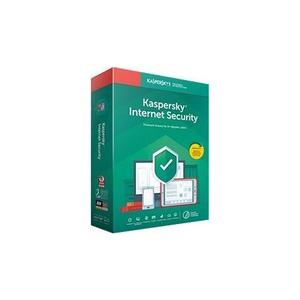 Kaspersky Internet Security - Abonnement-Lizenz (2 Jahre) - 5 Peripheriegeräte - Win, Mac, Android, iOS - Deutsch (KL1939GCEDS)