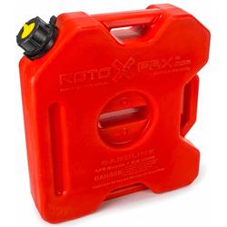 Kriega ROTOPAX 1,75US Gallon Kraftstoffkanister, rot