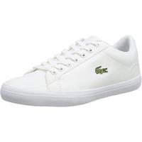 Lacoste Lerond white-green logo/ white, 43