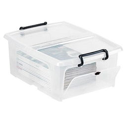 cep Aufbewahrungsbox 20,0 l transparent 46,0 x 36,0 x 19,0 cm