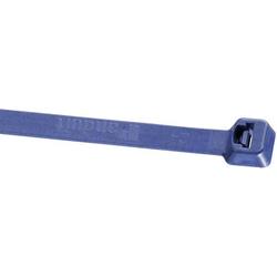 Panduit A6B PLT2S-C186 Kabelbinder 186mm 4.80mm Blau Detektierbar