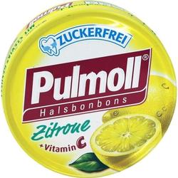PULMOLL HUSTENBONBON VIT C ZUCKERFREI