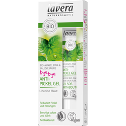 Lavera Anti-Pickel Gel Minze 15 ml