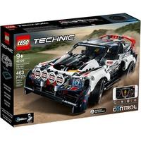 Lego Technic Top-Gear Ralleyauto mit App-Steuerung 42109
