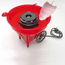 Zuckerwattemaschine Zuckerwatte Maker Maschine Automat Zuckerwattegerät 31 cm