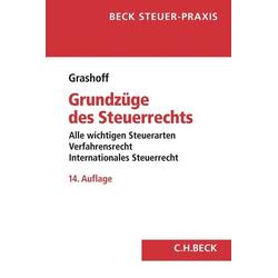 Grundzüge des Steuerrechts als Buch von Dietrich Grashoff