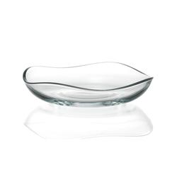 Ritzenhoff & Breker / Flirt Schale Wave in klar, 16 cm