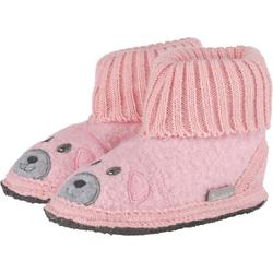 Sterntaler® Baby Hausschuhe für Mädchen Hausschuh lila 24