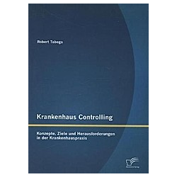Krankenhaus Controlling. Robert Taboga  - Buch