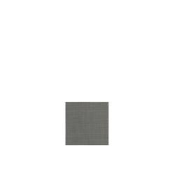 Platzset, Linea Q Grau Tischset 42x33, sambonet, (1-St)