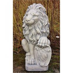 Löwe mit Schild