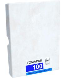 FOMA Fomapan 100 Plan Film 4x5 Inch 50 Blatt ISO 100/21°