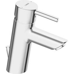 Waschtischarmatur Hansavantis Style XL mit Zugstangenablaufgarnitur, chrom