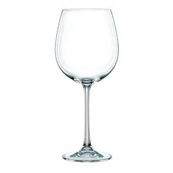 Nachtmann Gläser-Set Nachtmann, Rotweinpokal Vivendi, 4er-Set (4-tlg), Kristallglas