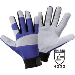 Upixx L+D Utility ISO 1651 Rindspaltleder Arbeitshandschuh Größe (Handschuhe): 9, L EN 388 CAT II