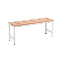 SZ METALL Sitzbank, Sitzbank 1 m 100 cm x 42 cm x 30 cm