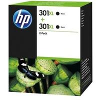 HP 301XL schwarz 2 St.