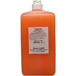 Cleankeeper Milde Seifencreme, 950 ml - Flasche -C-, altrosa, Zitronenduft