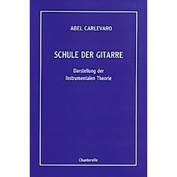 Schule der Gitarre. Abel Carlevaro  - Buch