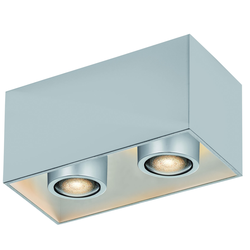 Cranny Spot LED Duo - matt chrom