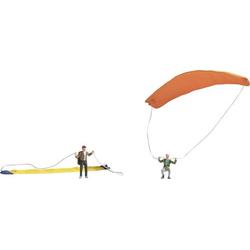 NOCH 15886 H0 Figuren Paraglider