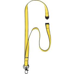 Umhängeband 15x46mm gelb VE=10 Stück