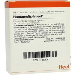 HAMAMELIS INJ