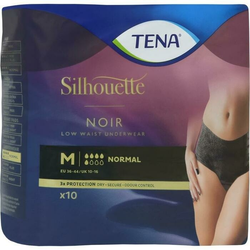 TENA Silhouette Normal Noir M
