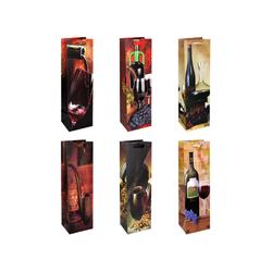 Geschenktüte für Weinflaschen