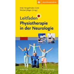 Leitfaden Physiotherapie in der Neurologie: Buch von