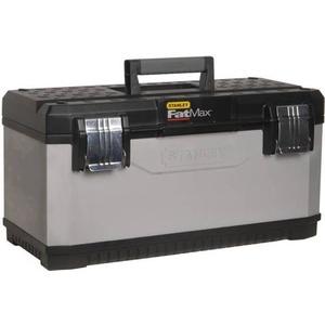 Stanley 1-95-615 1-95-615 Werkzeugbox Schwarz, Grau