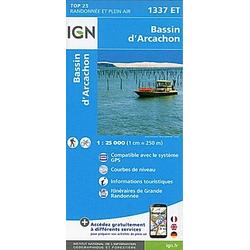 1337ET Bassin d'Arcachon - Buch