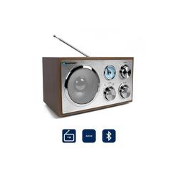 Blaupunkt RXN 180 Vers. 2018 Radio (UKW, Blaupunkt Küchenradio retro mit Bluetooth)
