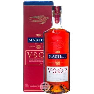 Martell VSOP Cognac Aged in Red Barrels