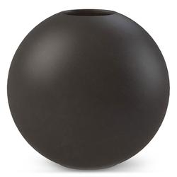 Ball Vase Schwarz 30 cm  Cooee Design