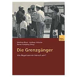 Die Grenzgänger - Buch