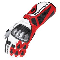 Held Handschuhe Phantom II, weiß-rot Größe 8,5