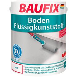 Baufix Acryl-Flüssigkunststoff, 5 Liter, weiß