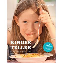 Kinderteller als Buch von Michael König