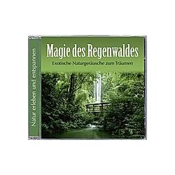 Magie des Regenwaldes, CD
