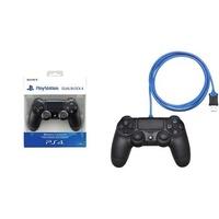 Sony PS4 DualShock 4 V2 Wireless Controller schwarz ab 47.90 € im Preisvergleich