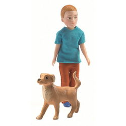 DJECO Puppenhaus - Xavier Puppenhausmöbel