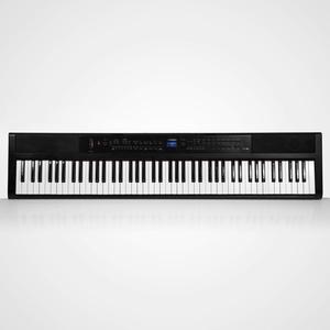 Artesia PE-88 88-Key Digital Piano (Schwarz)