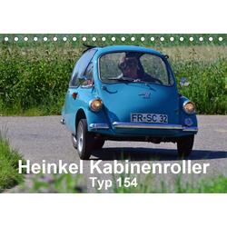 Heinkel Kabinenroller Typ 154 (Tischkalender 2020 DIN A5 quer)